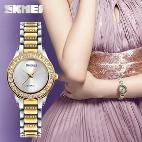 SKMEI Jam Tangan Analog Wanita - 1262 - Silver - 4