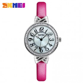SKMEI Jam Tangan Wanita Beauty Glowy Fashion - 9162 - Pink