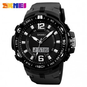 SKMEI Jam Tangan Analog Digital Pria -1273 - Black