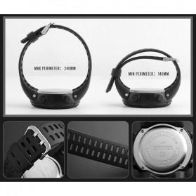 SKMEI Jam Tangan Kompas Digital Pria - 1254 - Black - 4