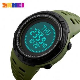 SKMEI Jam Tangan Kompas Digital Pria - 1254 - Green