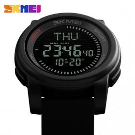 SKMEI Jam Tangan Kompas Digital Pria - 1289 - Black - 2