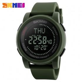 SKMEI Jam Tangan Kompas Digital Pria - 1289 - Green