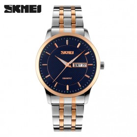 SKMEI Jam Tangan Analog Premium Pria - 9119 - Blue