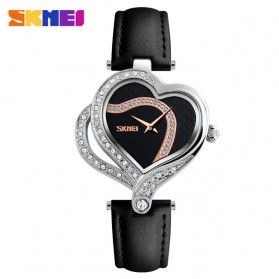 SKMEI Jam Tangan Fashion Wanita - 9161 - Black