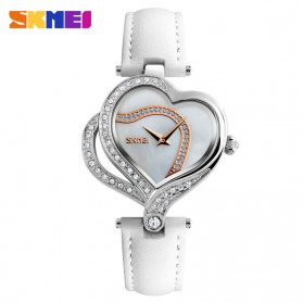 SKMEI Jam Tangan Fashion Wanita - 9161 - White