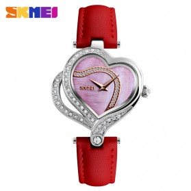 SKMEI Jam Tangan Fashion Wanita - 9161 - Red