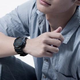SKMEI Jam Tangan Digital Pria Dengan Kompas - 1259 - Black - 5