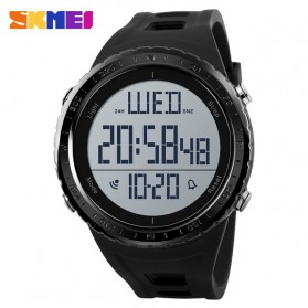 SKMEI Jam Tangan Digital Sporty Pria - 1310 - Black