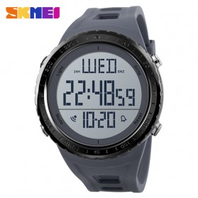 SKMEI Jam Tangan Digital Sporty Pria - 1310 - Gray