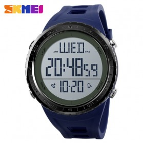 SKMEI Jam Tangan Digital Sporty Pria - 1310 - Blue