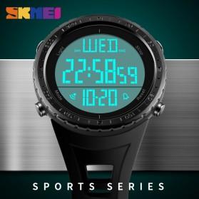 SKMEI Jam Tangan Digital Sporty Pria - 1310 - Blue - 4