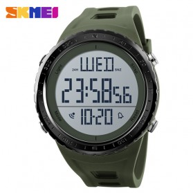 SKMEI Jam Tangan Digital Sporty Pria - 1310 - Army Green