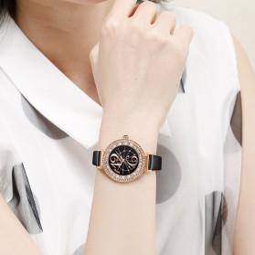 SKMEI Jam Tangan Fashion Wanita - 9158 - Black - 5