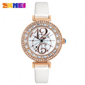 SKMEI Jam Tangan Fashion Wanita - 9158 - White