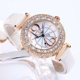 SKMEI Jam Tangan Fashion Wanita - 9158 - White - 2