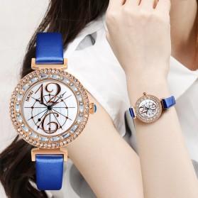 SKMEI Jam Tangan Fashion Wanita - 9158 - White - 4