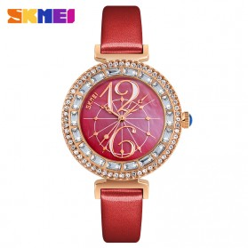 SKMEI Jam Tangan Fashion Wanita - 9158 - Red