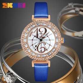 SKMEI Jam Tangan Fashion Wanita - 9158 - Red - 3