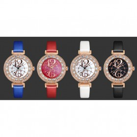 SKMEI Jam Tangan Fashion Wanita - 9158 - Red - 9