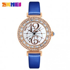 SKMEI Jam Tangan Fashion Wanita - 9158 - Blue