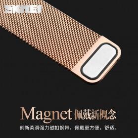 SKMEI Jam Tangan Wanita Milanese Magnetic Stainless Steel - 1319 - Rose Gold - 3