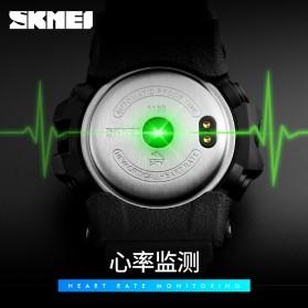 SKMEI Jam Tangan Sporty Smartwatch Bluetooth - 1188 - Black - 3