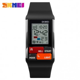 SKMEI Jam Tangan Fashion Digital Wanita - 1276 - Black