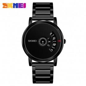 SKMEI Jam Tangan Analog - 1260 - Black/Black