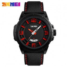 SKMEI Jam Tangan Analog Design Pria - 9170 - Red
