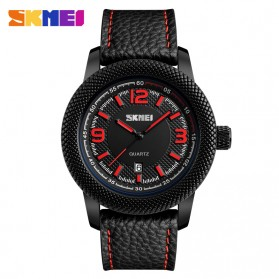 SKMEI Jam Tangan Analog Kasual Pria - 9138 - Red