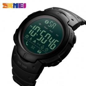 SKMEI Jam Tangan Olahraga Smartwatch Bluetooth - 1301 - Black - 2