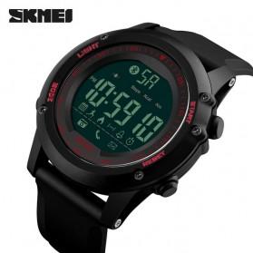 SKMEI Jam Tangan Olahraga Smartwatch Bluetooth - 1321 - Red - 2
