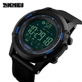 SKMEI Jam Tangan Olahraga Smartwatch Bluetooth - 1321 - Blue - 2
