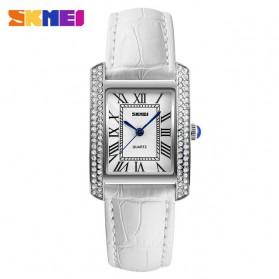 SKMEI Jam Tangan Analog Wanita - 1281 - White/Silver