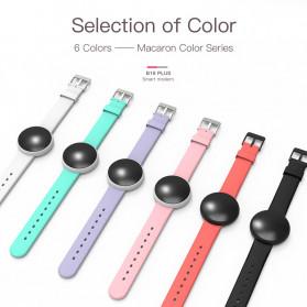 SKMEI Bozlun Jam Tangan Digital Smartwatch - B16 - Black - 2