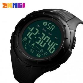SKMEI Jam Tangan Olahraga Smartwatch Bluetooth - 1326 - Black - 2