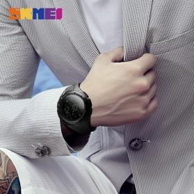 SKMEI Jam Tangan Olahraga Smartwatch Bluetooth - 1326 - Black - 5