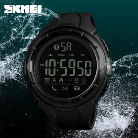 SKMEI Jam Tangan Olahraga Smartwatch Bluetooth - 1326 - Black - 6