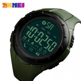 SKMEI Jam Tangan Olahraga Smartwatch Bluetooth - 1326 - Green - 2