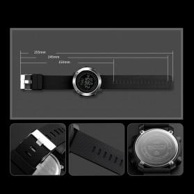 SKMEI Jam Tangan Kompas Digital Pria - 1294 - Black - 6