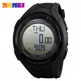 SKMEI Jam Tangan Olahraga Pedometer 3D - 1315 - Black