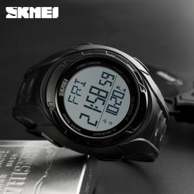 SKMEI Jam Tangan Olahraga Pedometer 3D - 1315 - Black - 4