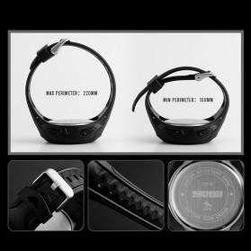 SKMEI Jam Tangan Olahraga Pedometer 3D - 1315 - Black - 5