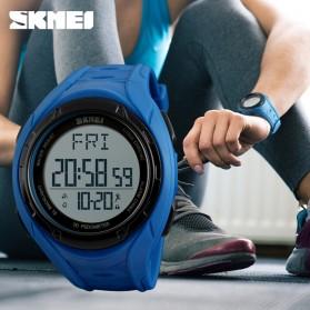 SKMEI Jam Tangan Olahraga Pedometer 3D - 1315 - Black - 6
