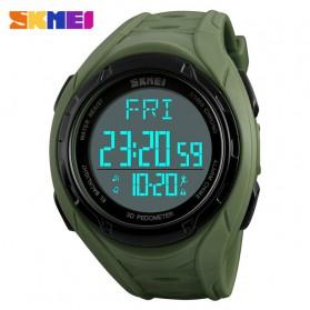 SKMEI Jam Tangan Olahraga Pedometer 3D - 1315 - Green