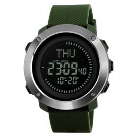 SKMEI Jam Tangan Kompas Digital Pria - 1293 - Green