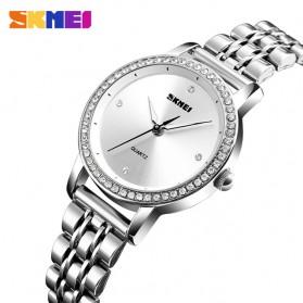 SKMEI Jam Tangan Analog Wanita - 1311 - Silver - 2