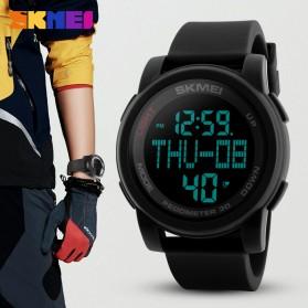SKMEI Jam Tangan Digital Pria - 1317 - Black - 3