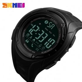 SKMEI Jam Tangan Olahraga Smartwatch Bluetooth - 1316 - Black - 2